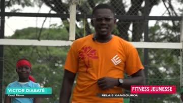 Fitness Jeunesse : Relais kangourou