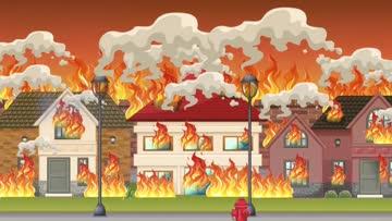 Éducation Civique et Morale: Incendie