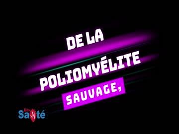 NOTRE SANTE DOCUMENTAIRE DE LA POLIOMYELITE SAUVAG