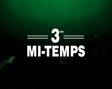 3ème Mi-Temps du 07 mars 2021