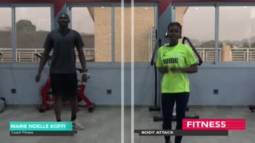 Matin Bonheur   Fitness : Body attack