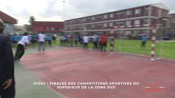 Finales des compétitions sportives du supérieur