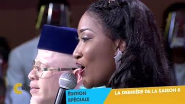 "Alicia Kobena et Al Houssein interprètent ""Belle"""