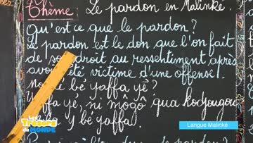 Apprenons nos langue: Langue Malinké
