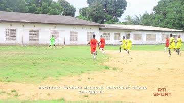 Football| tournoi Mélèdje