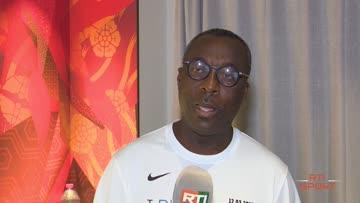 JO 2020   Coach Anthony parle de Cissé Gueu