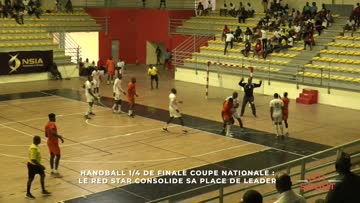 Le RED Star consolide sa place de leader