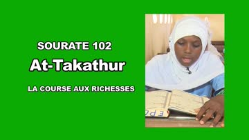 Iqra : Sourate 102 (At-takathur)