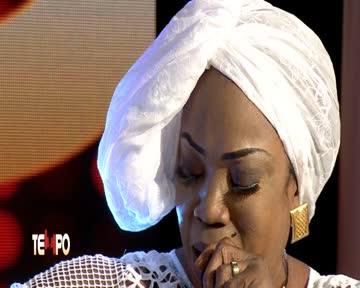 La prestation de Affou Keïta à Tempo du 17 Avril