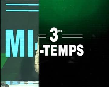 3ème Mi-Temps du mercredi 24 Mars 2021