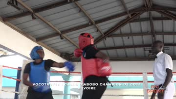 Calao d'abobo champion de Côte d'Ivoire