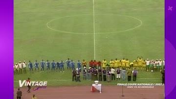 Finale Coupe Nationale' Asec vs Denguele