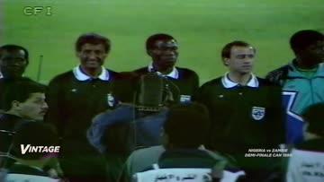 Nigeria Vs Zambie