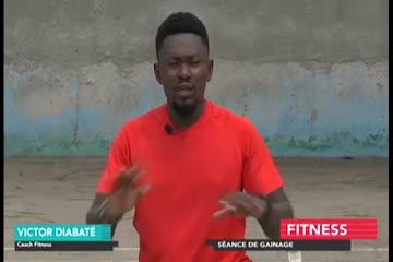 Fitness : Séance de gainage