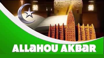 Allahou Akbar du jeudi 11 Mars 2021