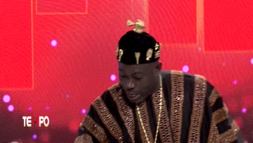King Mensah à Tempo du 12 juin 2021