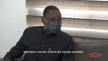 Le point de la visite du cocan guinéen