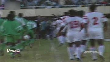 Vintage Sports | Ghana Vs Congo