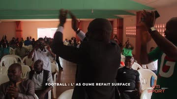 Football | L'AS Oume refait surface