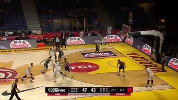 Le point international J.O basket